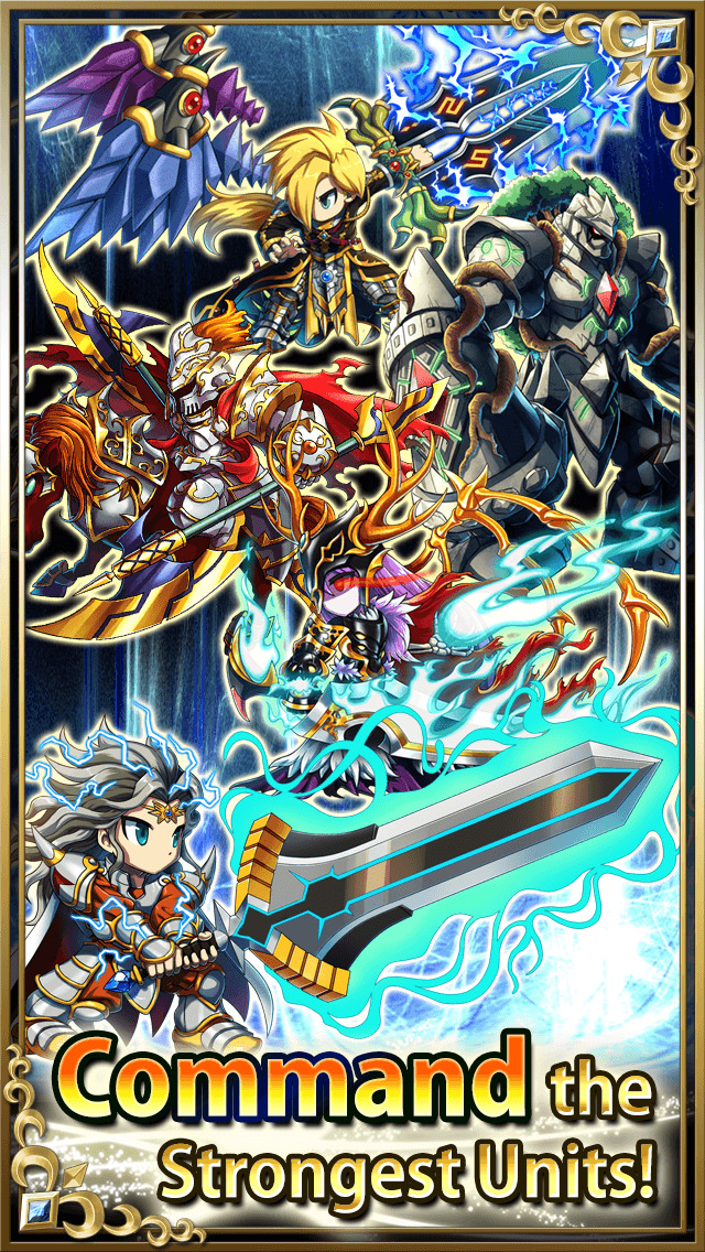 Brave Frontier screenshot #3