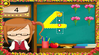 Trace It - Alphabets Numbers and Shapes HD Lite screenshot 3