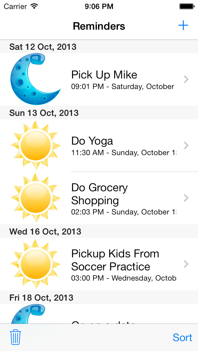 Reminder Plus - To-Do List screenshot 1