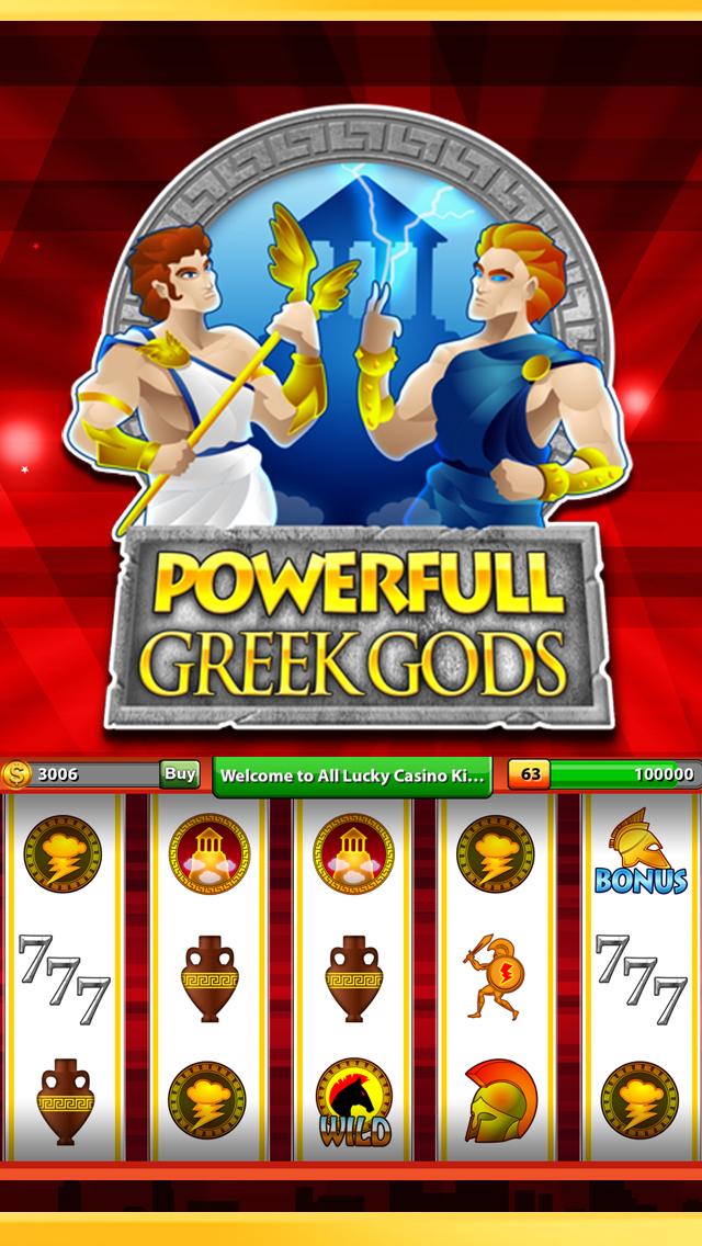 `King Caesars Jackpot Gold 777 Casino Slots - Slot Machine with Blackjack, Solitaire, Bonus Prize Wheel screenshot 4