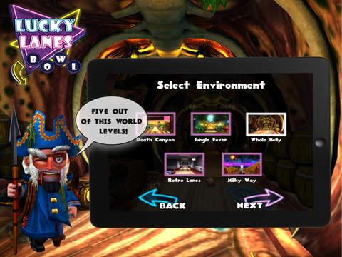 Lucky Lanes Bowling screenshot #5