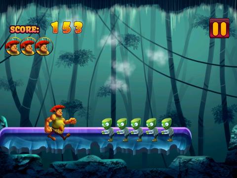 Mohawk Runner screenshot 5