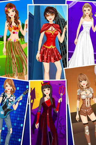 26 Dress Up Games For Girls - Ultimate Dress Up Ch - náhled