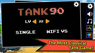Tank 90 for iOS screenshot 1