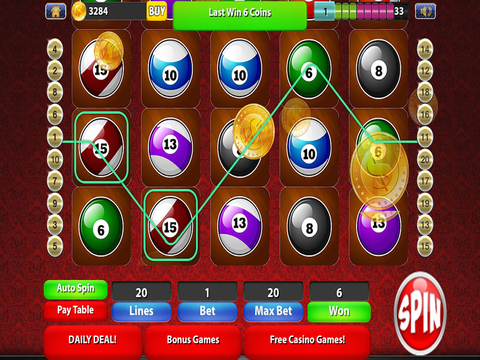 Perfect Slots Ultra Plus - Modern House of Dark Spades Cards screenshot 9