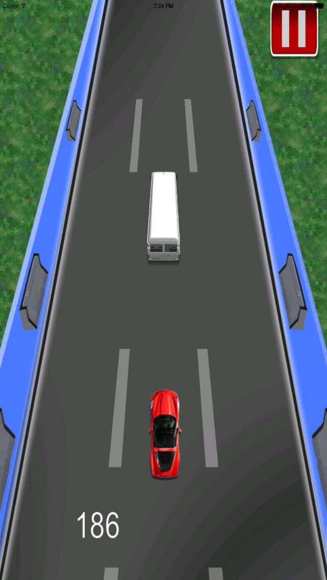 Mad Car Racing - Motor Driving Rivals screenshot 5