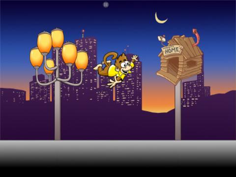 Spider Monkey: Slide and Jump! screenshot 8