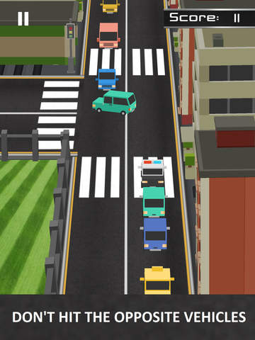 Beat the traffic:Be road boss screenshot 8