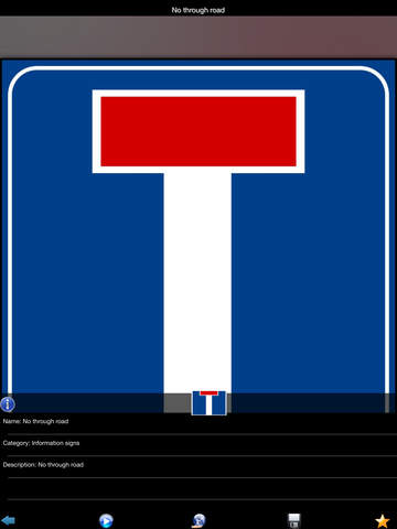 Traffic Signs Expert screenshot 10