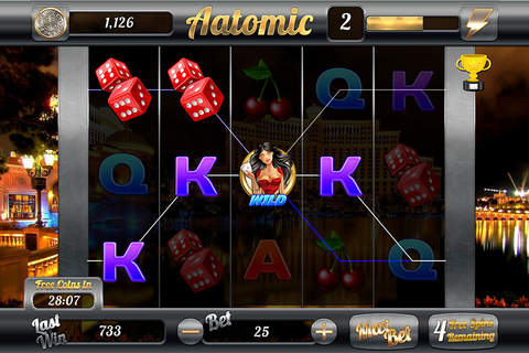 Aatomic Slots All Star (777 Gold Bonanza) - Lucky  - náhled