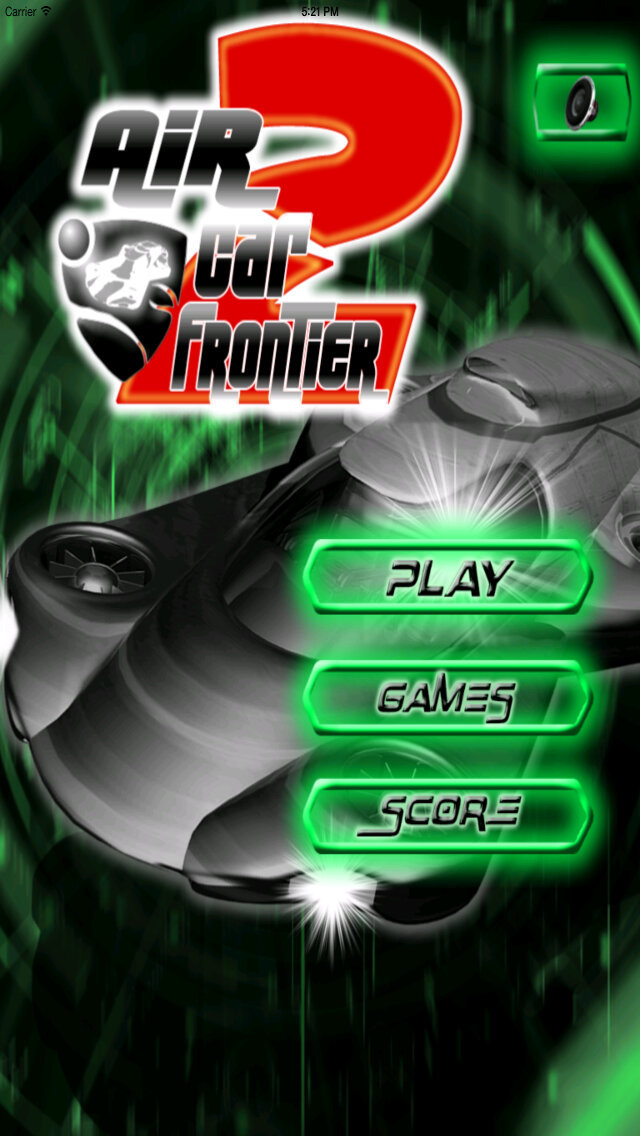 Air Car Frontier 2 - Sky Police Metal Force screenshot 1