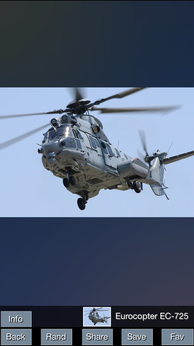 Helicopters Expert screenshot 4