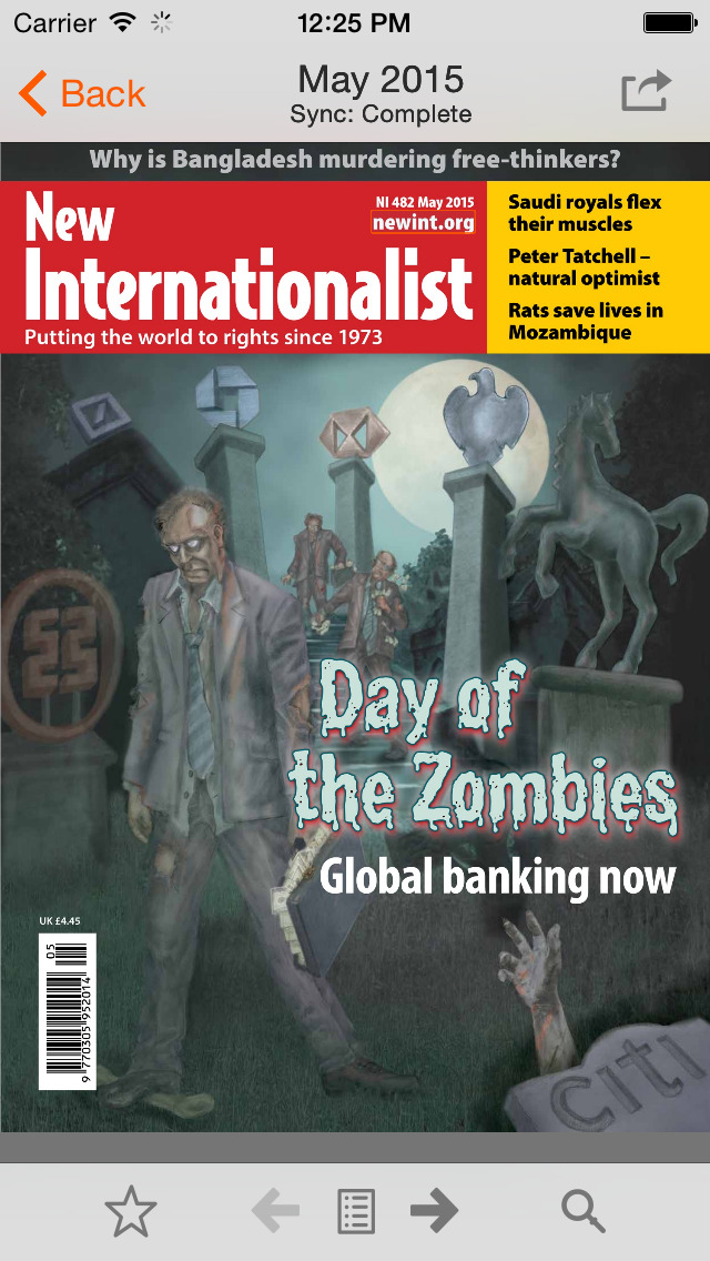 New Internationalist ByPlace screenshot 1