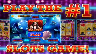 Ace Magic Slots - Jackpot Celebrity Illusion Craft Slot Machine Games HD screenshot 2