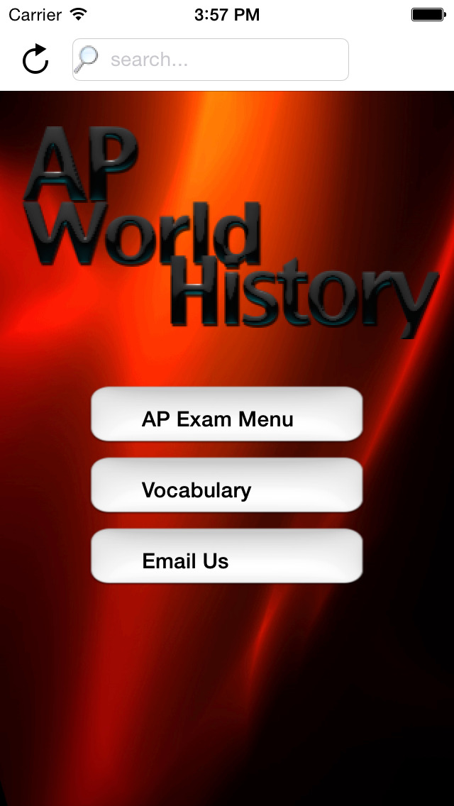 AP World History Buddy 2019 screenshot 1
