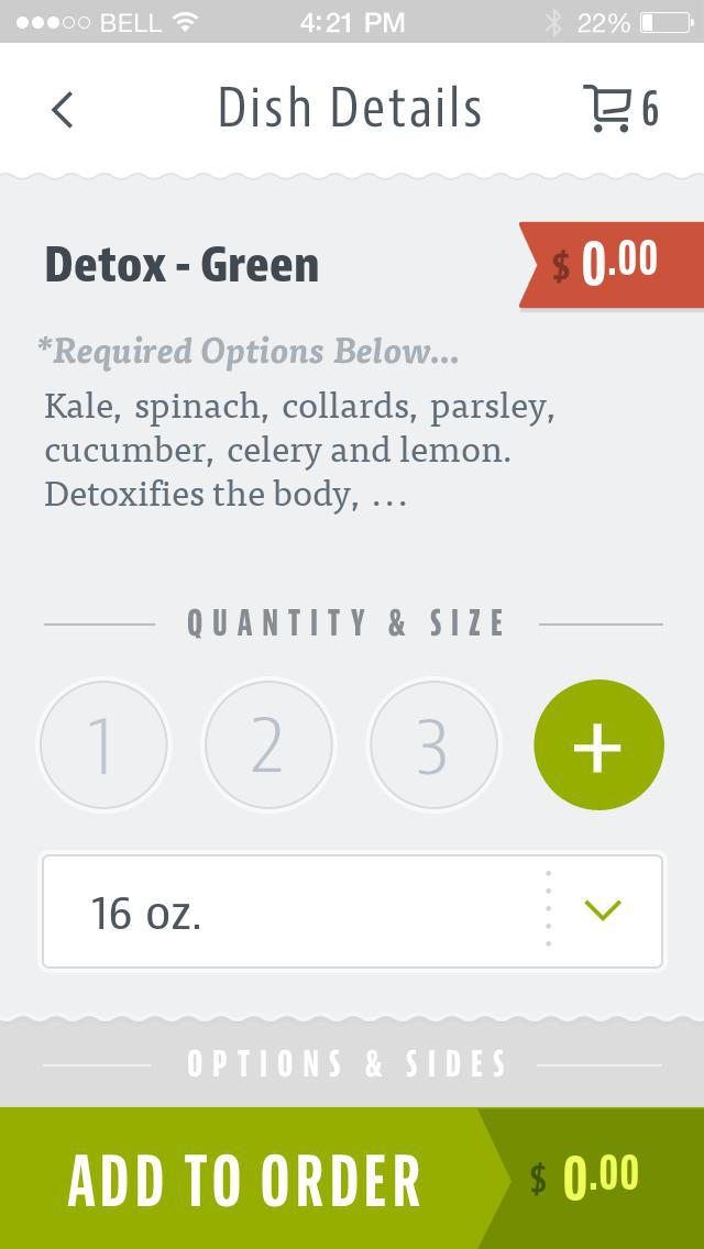 Thrive Juice Bar & Kitchen screenshot 4