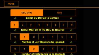 M32 iEQ screenshot 4