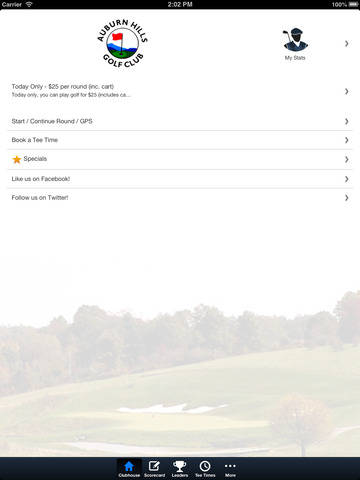 Auburn Hills Golf Club screenshot 7