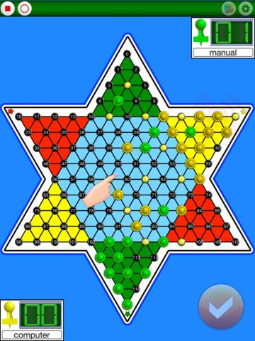 Chinese Checkers PVN screenshot 3