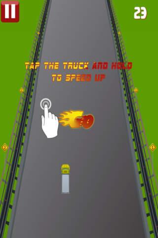 Crazy Monster Trucker - Massive Highway Speed Raci - náhled