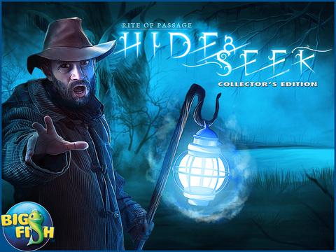 Rite of Passage: Hide and Seek HD - A Creepy Hidden Object Adventure screenshot 5