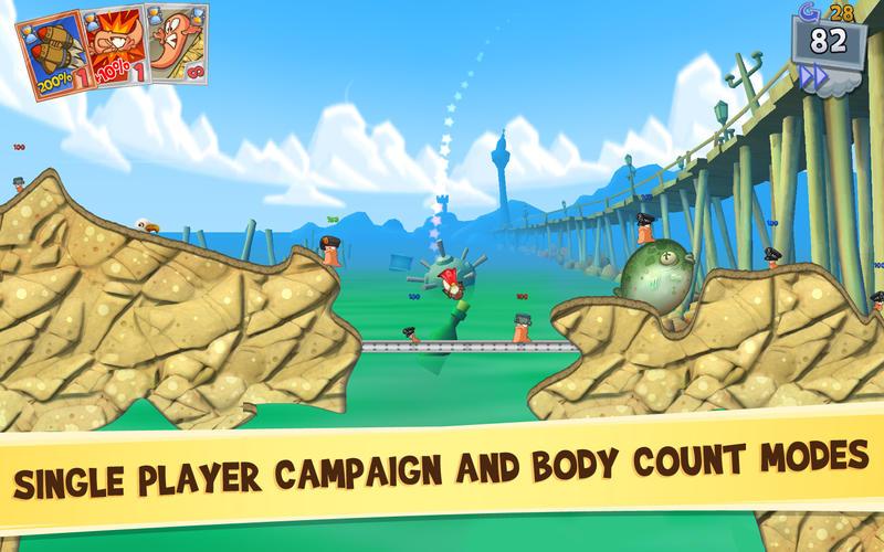 Worms™ 3 screenshot 3