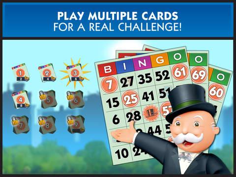 MONOPOLY Bingo! screenshot 6