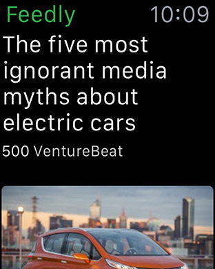 Feedly - Smart News Reader screenshot 11