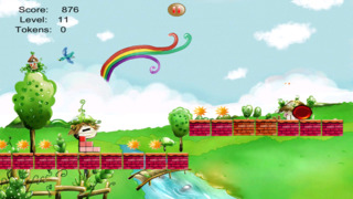 Free Platform Game Addictive Rolling Balls screenshot 5
