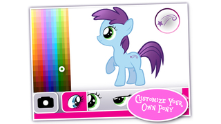 My Little Pony - Cutie Mark Chronicles screenshot 3