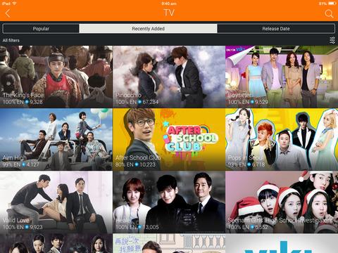 Viki: Asian Drama, Movies & TV screenshot 7