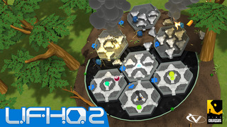 UFHO2 - A Space Strategy Game screenshot 1