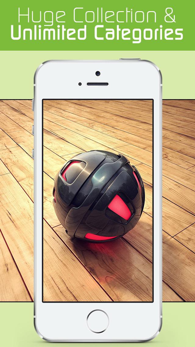 3D Wallpaper themes Sticker HD screenshot 3