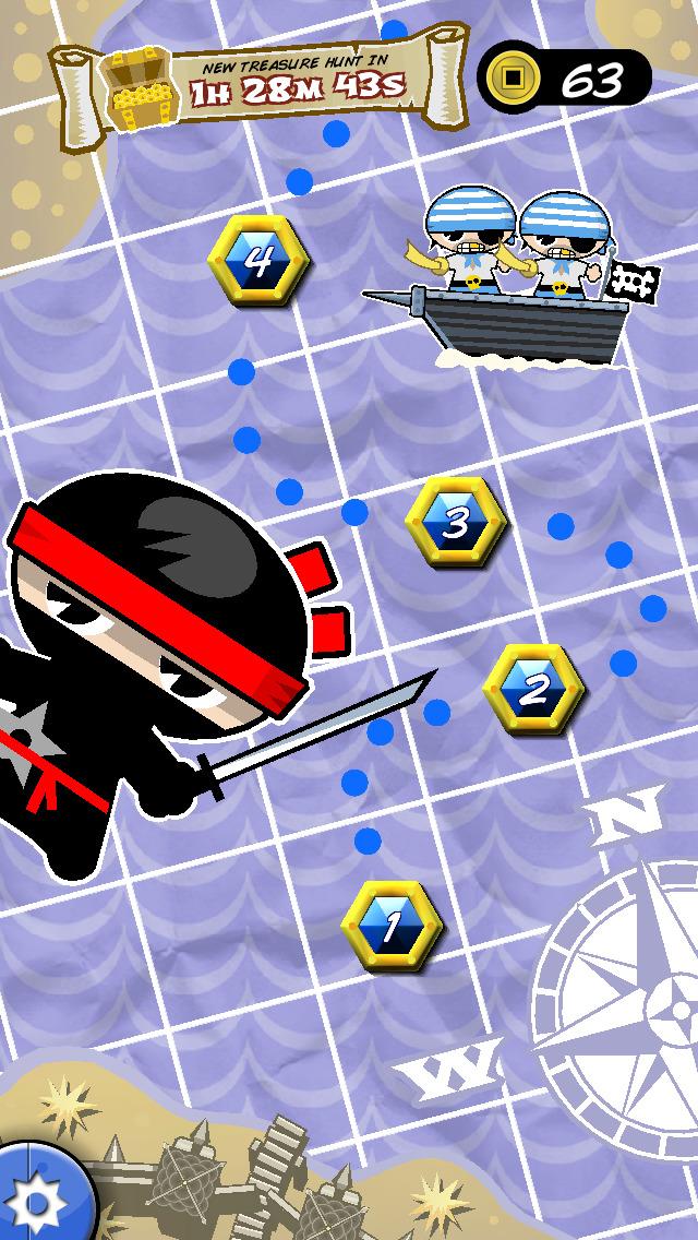 Ninja Raft screenshot 3