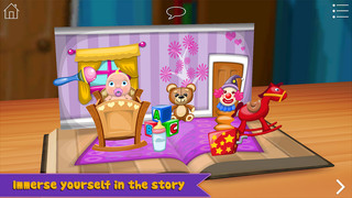StoryToys Princess Rapunzel screenshot 5