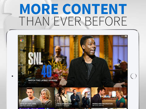 The NBC App – Stream TV Shows screenshot 10