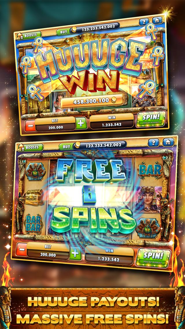 Cleopatra Casino – Slot machines with bonuses screenshot 4