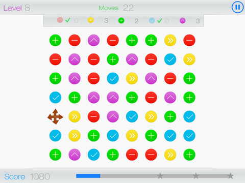 Swap the Dots - Santa's Recommended Time Waster screenshot 6