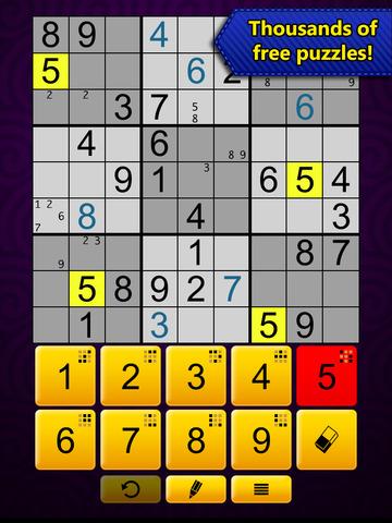 Sudoku Epic screenshot 10
