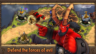 Evil Defenders screenshot #1