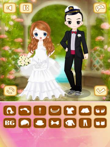 可爱公主新娘装 screenshot 6