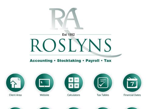 Roslyns - Pub Accounting screenshot #2