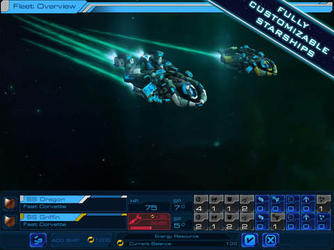 Sid Meier's Starships screenshot 2