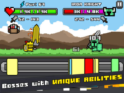 Combo Quest screenshot 8