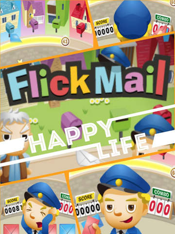 Flick Mail - Postman or Courier screenshot 6