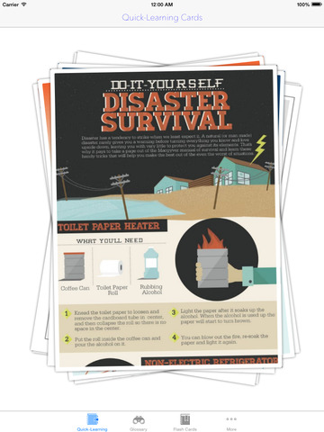 Emergency Survival Guidance: Free Video Lessons and Image Illustration screenshot 7
