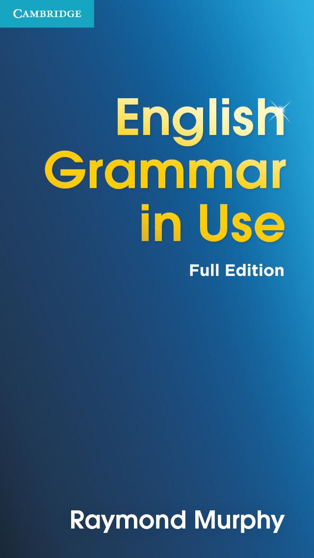 English Grammar in Use – Full screenshot 1