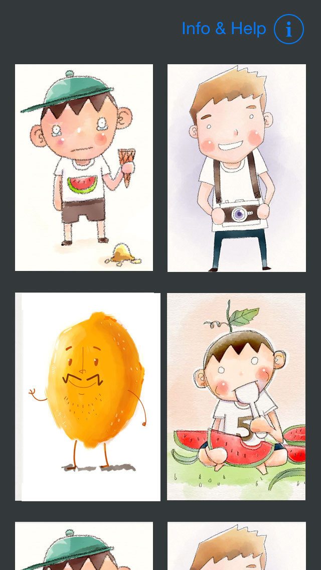 Tayasui Sketches screenshot 5