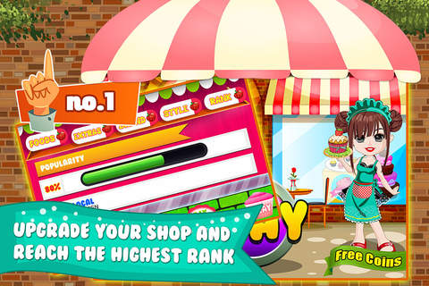 Cupcake Dessert Pastry Bakery Maker Dash - candy f - náhled