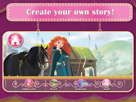 Disney Princess: Story Theater Free screenshot #3